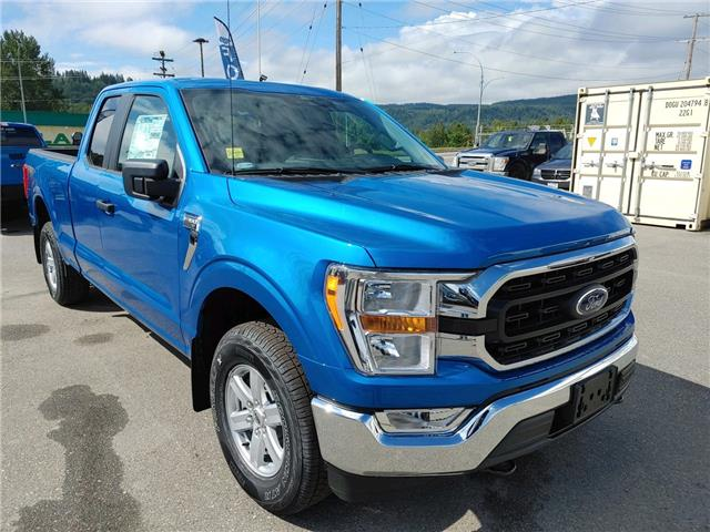 2021 Ford F-150 XLT (Stk: 21T021) in Quesnel - Image 1 of 14
