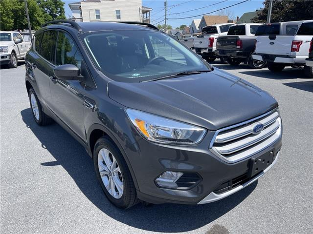 2018 Ford Escape SE (Stk: 21062A) in Cornwall - Image 1 of 28