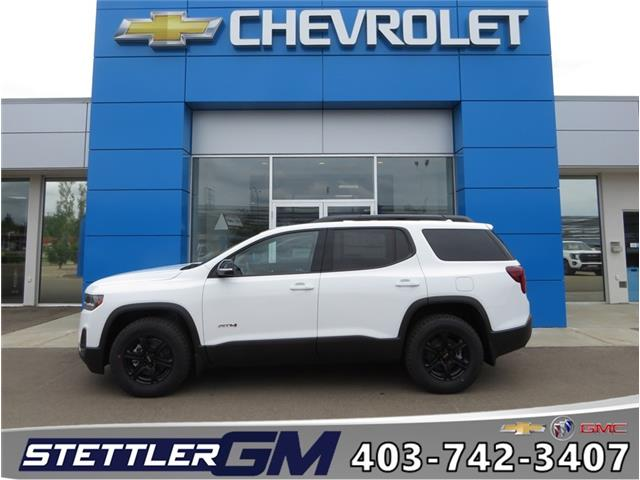 2021 GMC Acadia AT4 (Stk: 21140) in STETTLER - Image 1 of 22