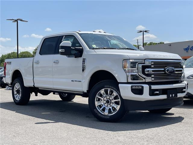 2021 Ford F-250 Limited (Stk: 21T445) in Midland - Image 1 of 16