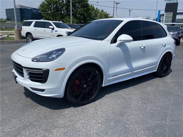 2018 Porsche Cayenne GTS (Stk: ML4814B) in Oakville - Image 1 of 21