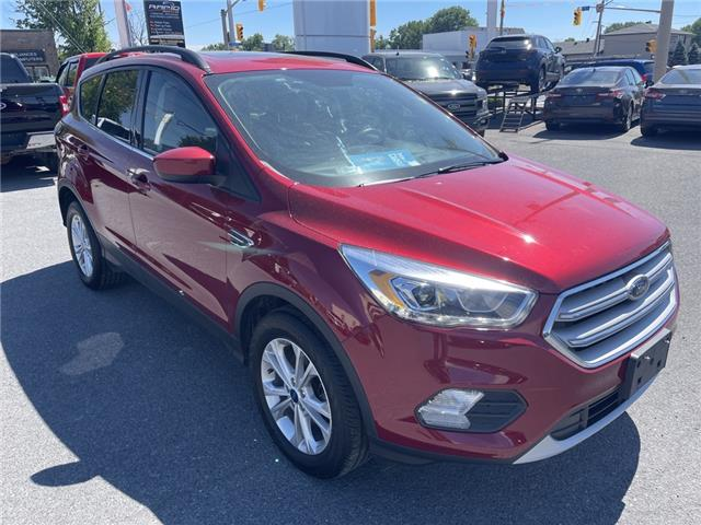 2018 Ford Escape SEL (Stk: J1425A) in Cornwall - Image 1 of 29