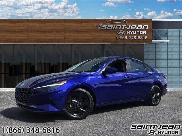 2021 Hyundai Elantra  (Stk: H4844V) in Saint-Jean-sur-Richelieu - Image 1 of 18