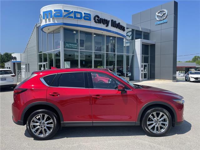 2019 Mazda CX-5 Signature (Stk: 03431P) in Owen Sound - Image 1 of 22