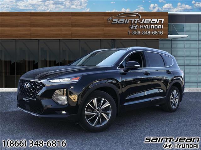 2019 Hyundai Santa Fe Preferred 2.4 (Stk: H4936V) in Saint-Jean-sur-Richelieu - Image 1 of 23