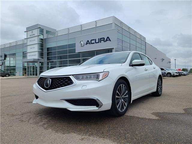 2018 Acura TLX Tech (Stk: A4457) in Saskatoon - Image 1 of 18