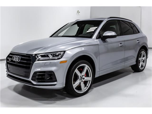 2019 Audi SQ5 3.0T Technik (Stk: UCE1651) in Edmonton - Image 1 of 17