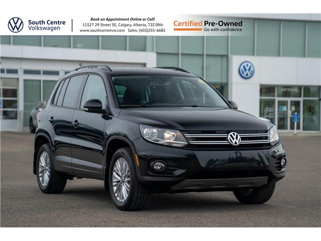 2016 Volkswagen Tiguan Special Edition (Stk: 10138A) in Calgary - Image 1 of 35