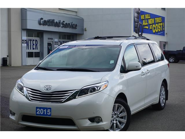 2015 Toyota Sienna XLE 7 Passenger (Stk: 21-227A) in Salmon Arm - Image 1 of 29