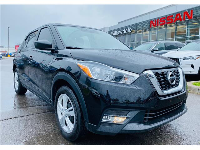 2019 Nissan Kicks S (Stk: C35733) in Thornhill - Image 1 of 18