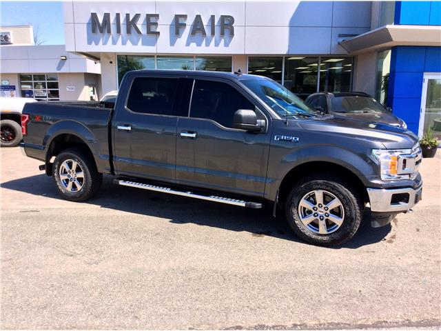 2019 Ford F-150 XLT (Stk: 21287A) in Smiths Falls - Image 1 of 15