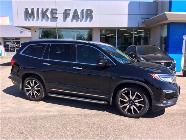 2019 Honda Pilot Touring (Stk: 21279A) in Smiths Falls - Image 1 of 15