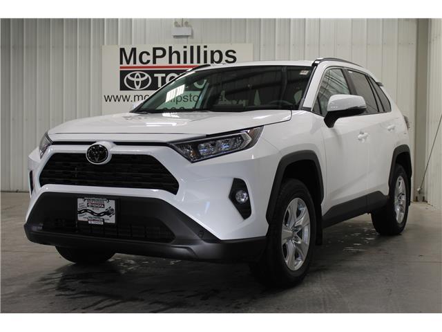 2021 Toyota RAV4 XLE (Stk: C211743) in Winnipeg - Image 1 of 20