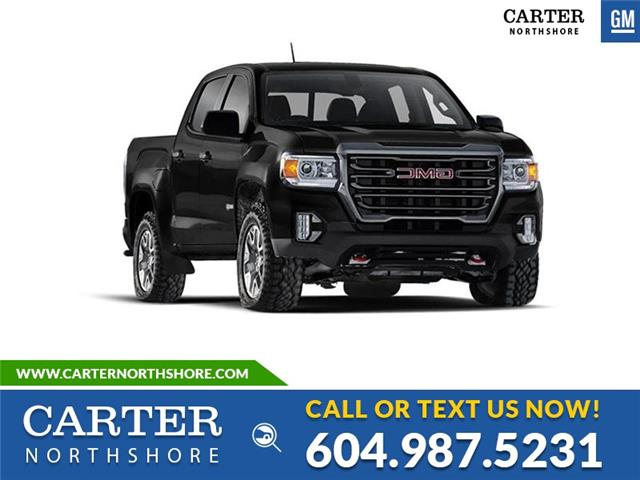 2021 GMC Canyon AT4 w/Leather (Stk: 1CN79630) in North Vancouver - Image 1 of 1