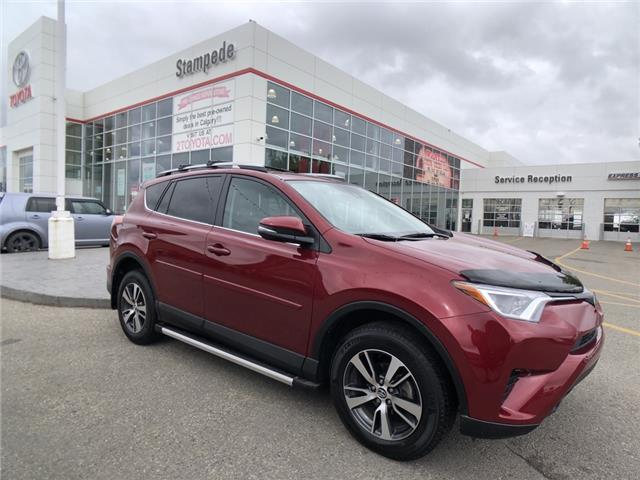 2018 Toyota RAV4 LE (Stk: 210543A) in Calgary - Image 1 of 23