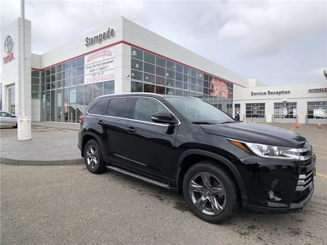 2018 Toyota Highlander Limited (Stk: 210309A) in Calgary - Image 1 of 10