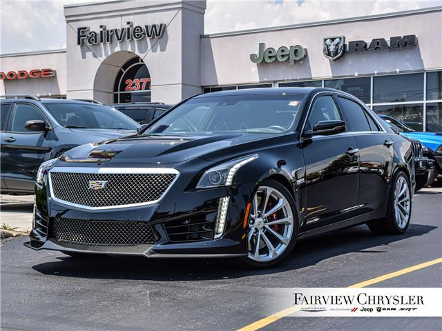 2016 Cadillac CTS-V Base (Stk: U18630) in Burlington - Image 1 of 36