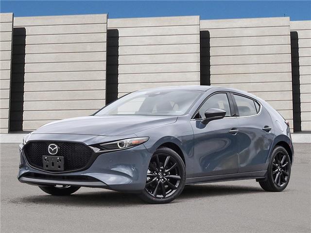 2021 Mazda Mazda3 Sport GT w/Turbo (Stk: 211486) in Toronto - Image 1 of 11