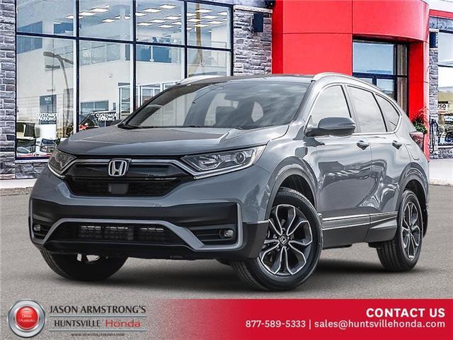 2021 Honda CR-V EX-L (Stk: 221278) in Huntsville - Image 1 of 22