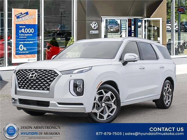 2021 Hyundai Palisade Ultimate Calligraphy (Stk: 121-188) in Huntsville - Image 1 of 10