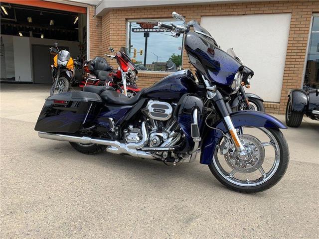2016 Harley-Davidson FLHXSE - CVO™ Street Glide®  (Stk: FLHXSE-16-9951) in Saskatoon - Image 1 of 10