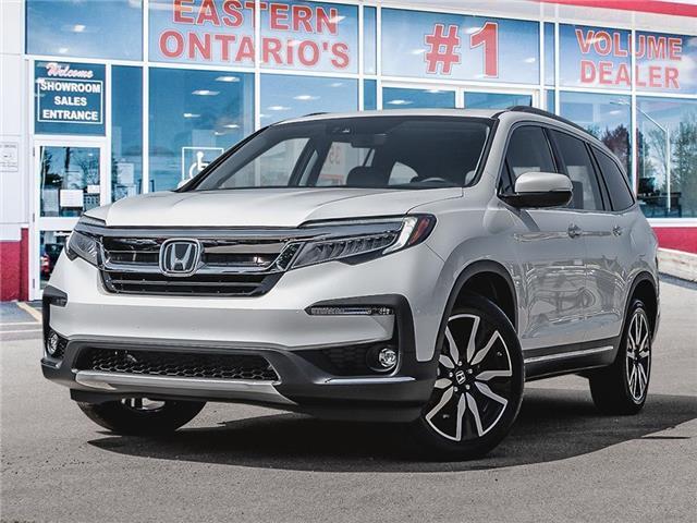 2021 Honda Pilot Touring 8P (Stk: 341960) in Ottawa - Image 1 of 23