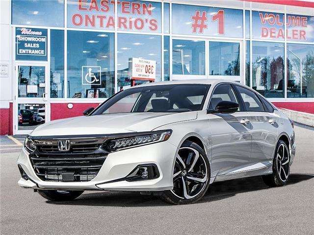 2021 Honda Accord SE 1.5T (Stk: 342560) in Ottawa - Image 1 of 23