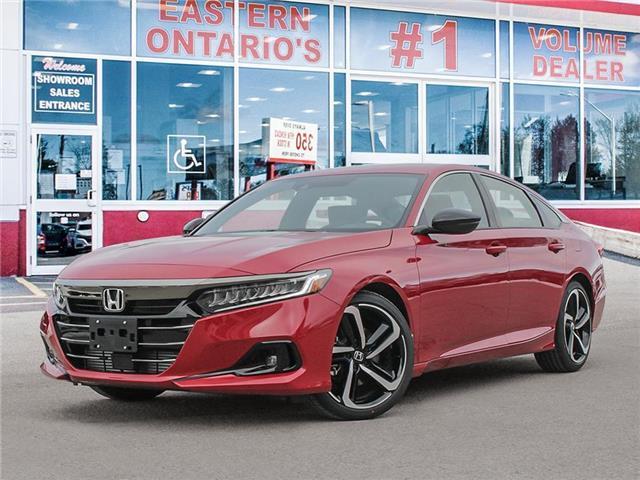2021 Honda Accord SE 1.5T (Stk: 342540) in Ottawa - Image 1 of 23