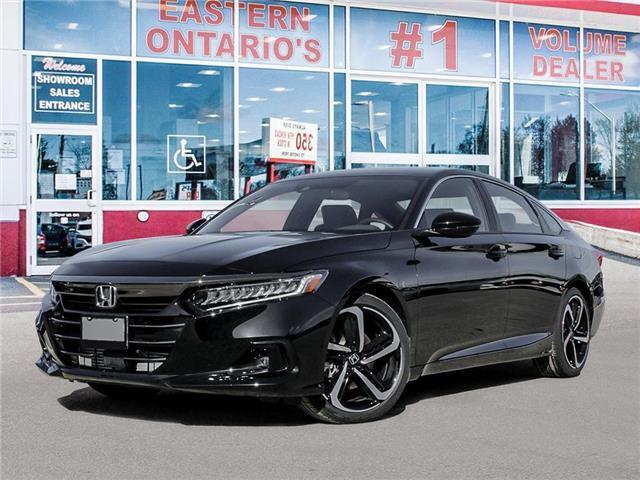2021 Honda Accord SE 1.5T (Stk: 343080) in Ottawa - Image 1 of 23