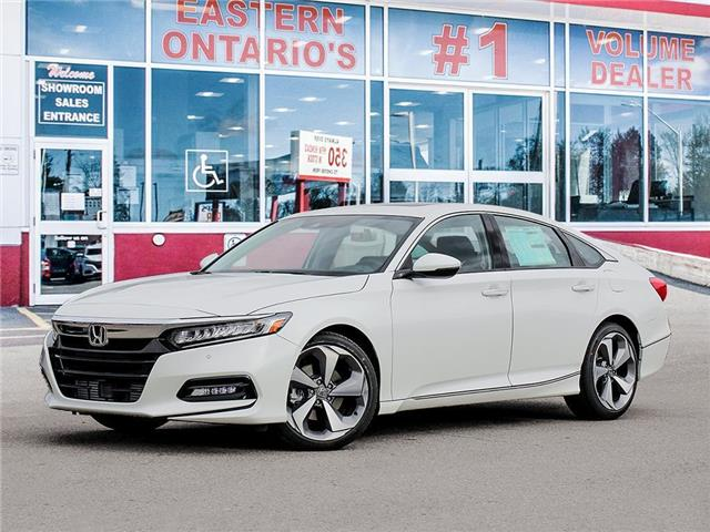 2021 Honda Accord Touring 2.0T (Stk: 343880) in Ottawa - Image 1 of 22