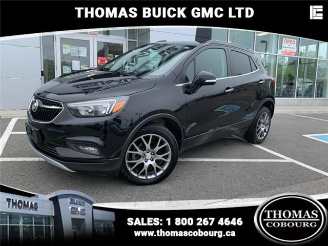 2018 Buick Encore Sport Touring (Stk: UT22058) in Cobourg - Image 1 of 24