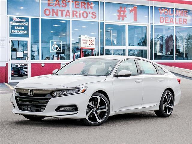 2021 Honda Accord Sport 1.5T (Stk: 344220) in Ottawa - Image 1 of 22