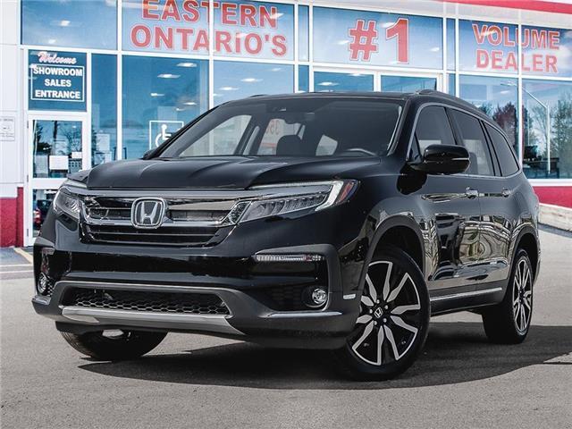 2021 Honda Pilot Touring 8P (Stk: 345370) in Ottawa - Image 1 of 18