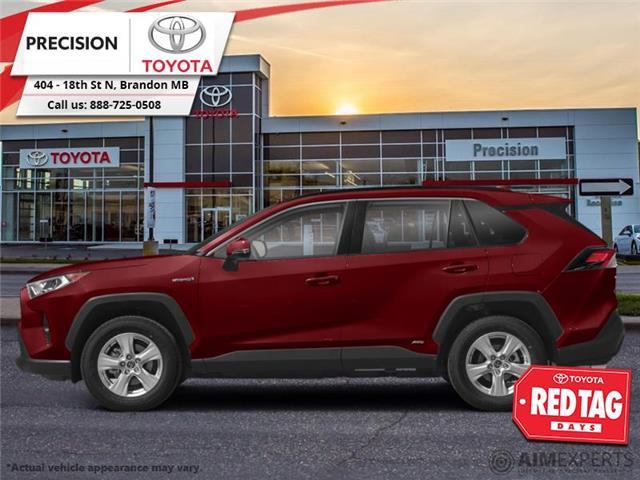 2021 Toyota RAV4 Hybrid XLE (Stk: 21314) in Brandon - Image 1 of 1