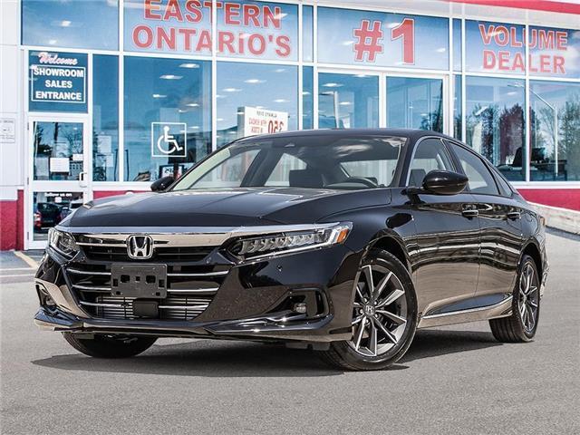 2021 Honda Accord EX-L 1.5T (Stk: 345910) in Ottawa - Image 1 of 23