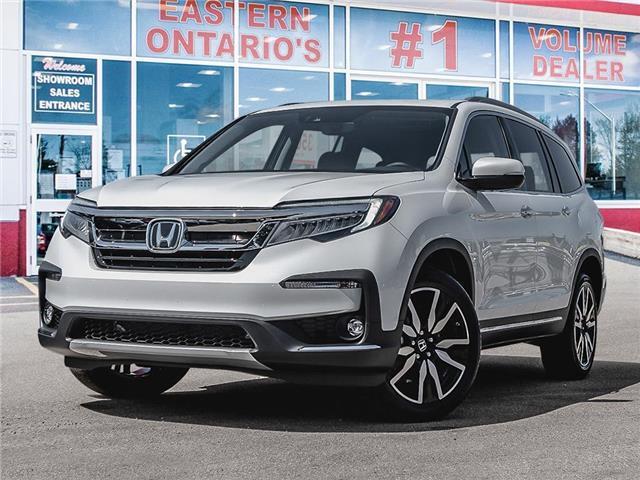 2021 Honda Pilot Touring 7P (Stk: 346210) in Ottawa - Image 1 of 22