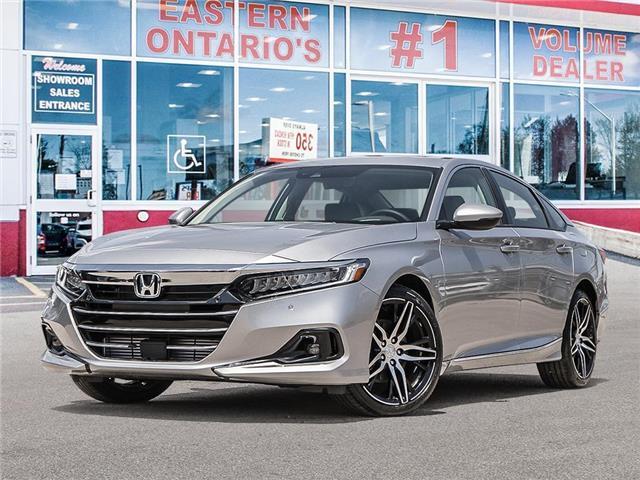 2021 Honda Accord Touring 1.5T (Stk: 346550) in Ottawa - Image 1 of 23