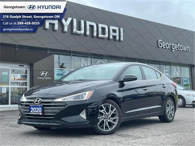 2020 Hyundai Elantra Preferred (Stk: U29) in Georgetown - Image 1 of 28