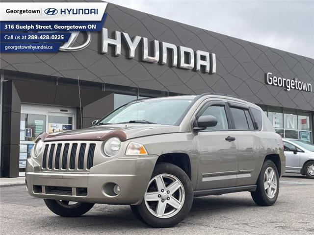 2008 Jeep Compass Sport/North (Stk: 1093A) in Georgetown - Image 1 of 22