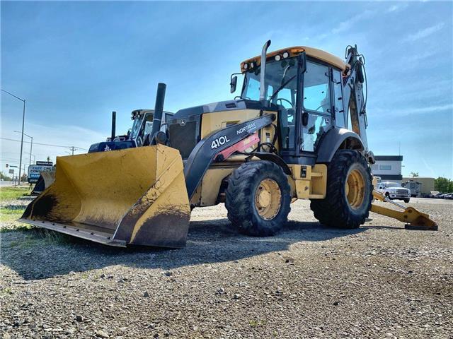 2016 John Deere 410LXT 4X4  (Stk: 21265) in Sudbury - Image 1 of 21
