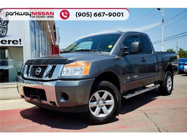 2013 Nissan Titan  (Stk: N1802AA) in Hamilton - Image 1 of 20
