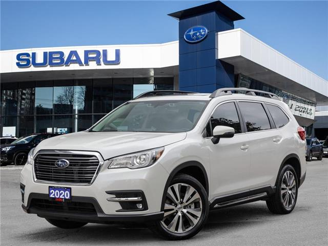 2020 Subaru Ascent Limited 8-Passenger >>No accident<< (Stk: 18388A) in Toronto - Image 1 of 27