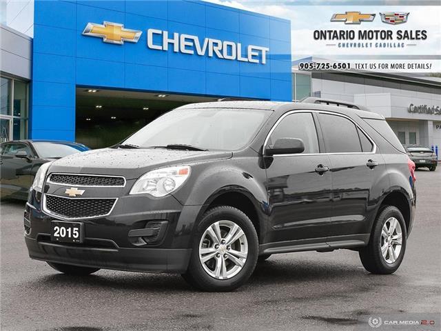 2015 Chevrolet Equinox 1LT (Stk: 154969A) in Oshawa - Image 1 of 35