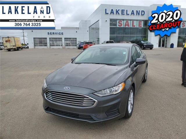 2020 Ford Fusion SE (Stk: 20-332) in Prince Albert - Image 1 of 14