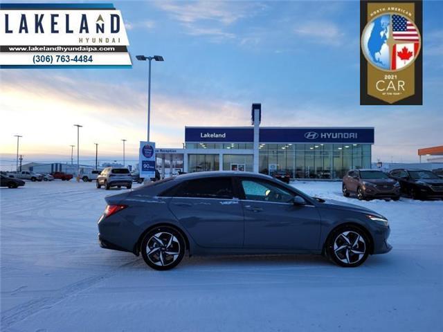 2021 Hyundai Elantra Ultimate (Stk: 21-089) in Prince Albert - Image 1 of 21