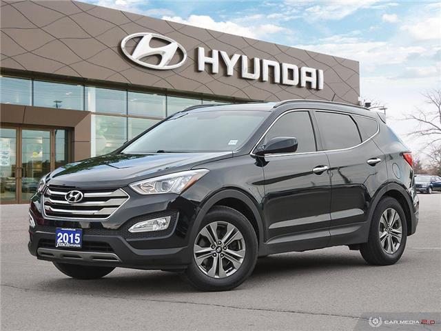 2015 Hyundai Santa Fe Sport 2.4 Base (Stk: 66376) in London - Image 1 of 26