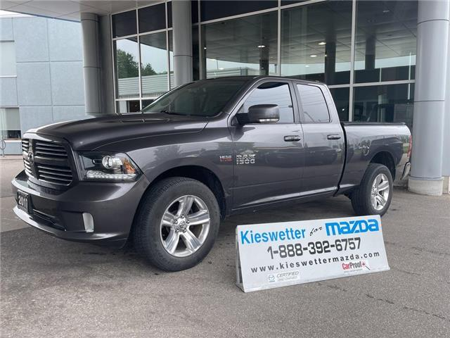 2017 RAM 1500 Sport (Stk: 37492A) in Kitchener - Image 1 of 29