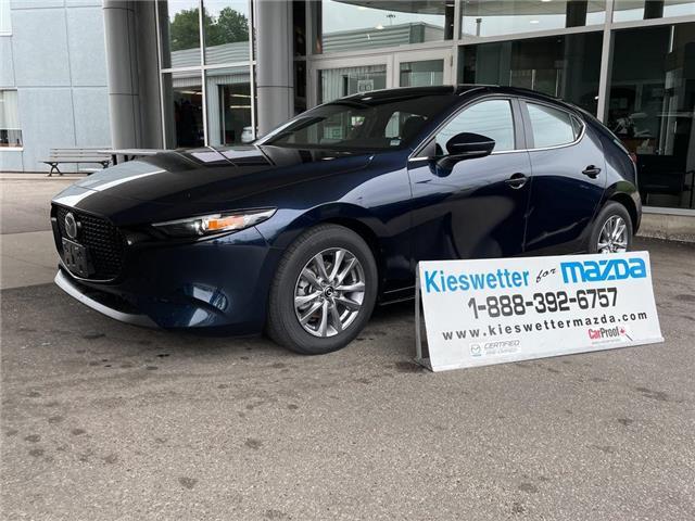 2020 Mazda Mazda3 Sport GS (Stk: 36208) in Kitchener - Image 1 of 28