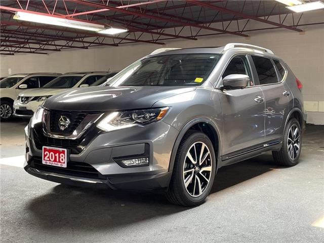 2018 Nissan Rogue SL (Stk: HP438A) in Toronto - Image 1 of 19