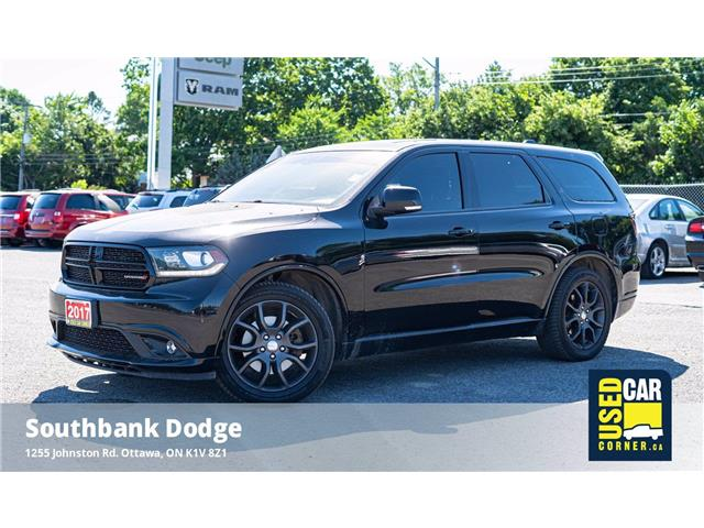 2017 Dodge Durango R/T (Stk: 2103442) in OTTAWA - Image 1 of 20